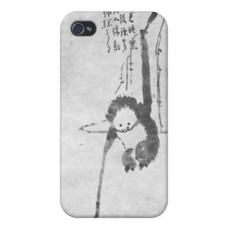 Zen meditation iphone case for iPhone 4