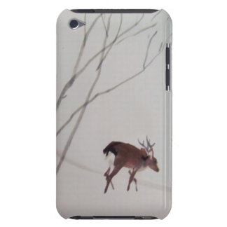 Zen meditation Stag iPod Touch Cases
