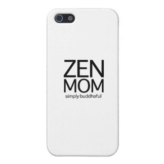 Zen Mom Cover For iPhone 5/5S