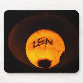 Zen mousepad