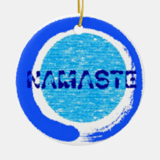 Zen Namaste - Yoga Xmas Ornaments