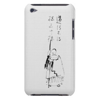 Zen painting Sengai Barely There iPod Case