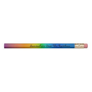Zen Rainbow Pencil