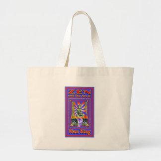 Zen Retro Hard Wok Bag
