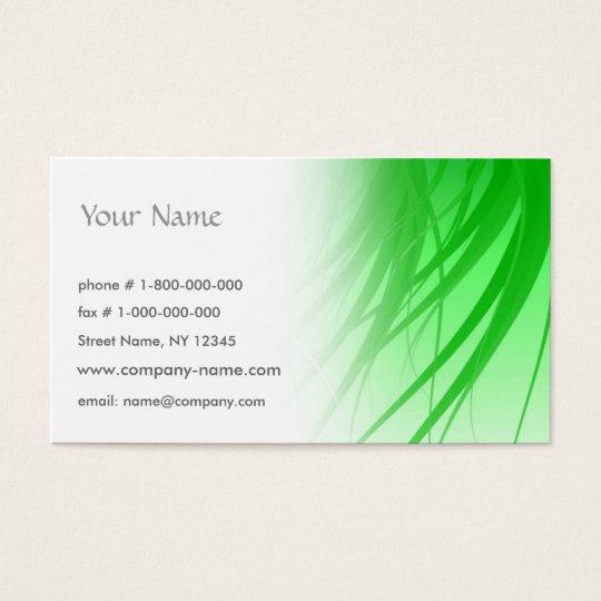 Zen Series Business Card