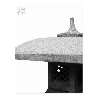 Zen Style Postcard