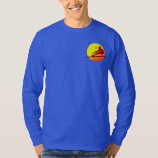 Zen Surfer (Sunburst) Bondi Beach T-Shirt