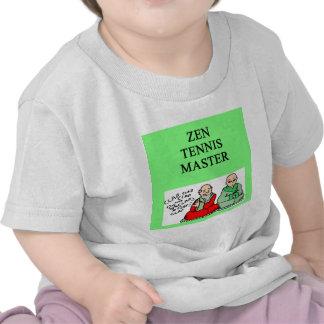 zen tennis master shirt