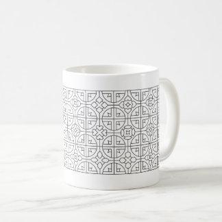 Zen-tiles: Hearts Coffee Mug