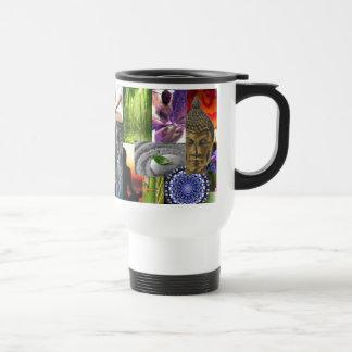 Zen Travel Mug White