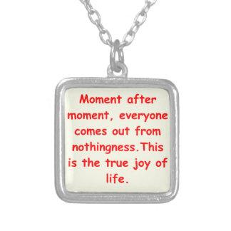 zen understanding pendants