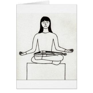 Zen Violist card