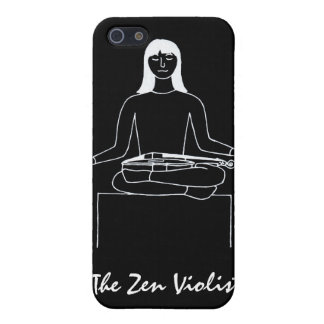 Zen Violist iPhone case iPhone 5/5S Covers