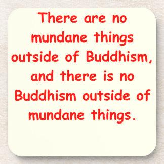 zen wisdom coasters