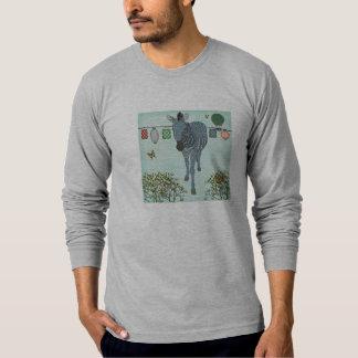 Zen Zeb Blue Mist T-shirt