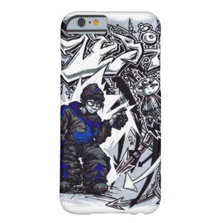 """""""ZenBot"""" Case for iPhone 6/6s"""