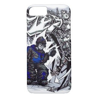 """""""ZenBot"""" Case for iPhone 7"""