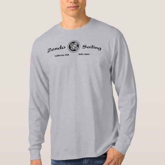 Zendo sailing shirt front II