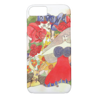 Zendoodle Art Donna iPhone 8/7 Case