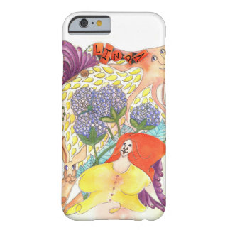 Zendoodle Art Linda Barely There iPhone 6 Case