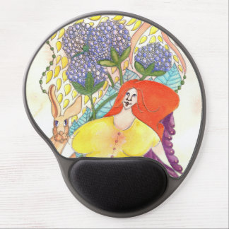 Zendoodle Art Linda Gel Mouse Mat