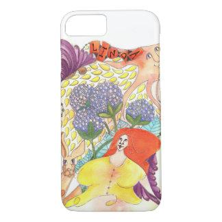 Zendoodle Art Linda iPhone 7 Case