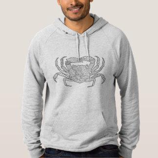 Zendoodle Crab Hoodie