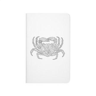 Zendoodle Crab Journal