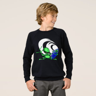 Zeno by Align Star Surfers Sweatshirt