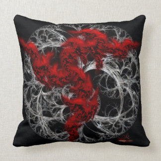 Zenontao and Whiteheart Moon Cushions