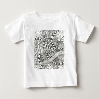 zentangle4 baby T-Shirt