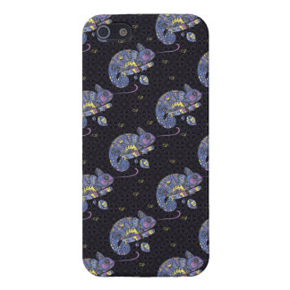 Zentangle Lizard Cover For iPhone 5/5S