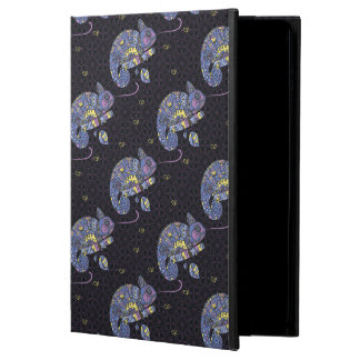 Zentangle Lizard iPad Air Covers