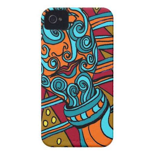 Tattoo worm case mate iphone 4 cases zazzle for Tattoo artist iphone cases