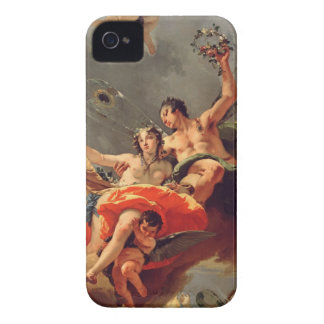 Zephyr and Flora iPhone 4 Case