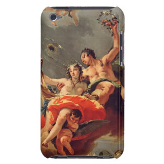 Zephyr and Flora iPod Touch Cases