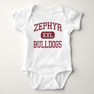 Zephyr - Bulldogs - High School - Zephyr Texas Tees