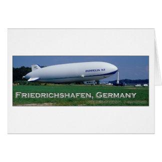Zeppelin NT Card