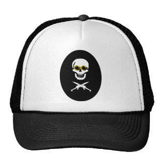 Zeppelin Pirate Ovalpng Cap