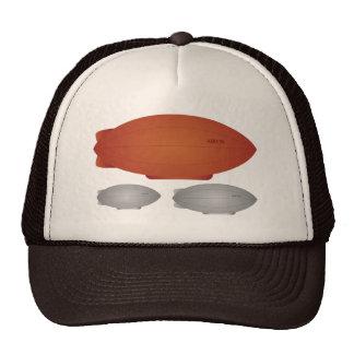 Zeppelins Mesh Hat