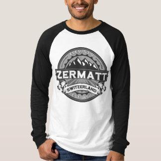Zermatt Switzerland Grey T Shirt