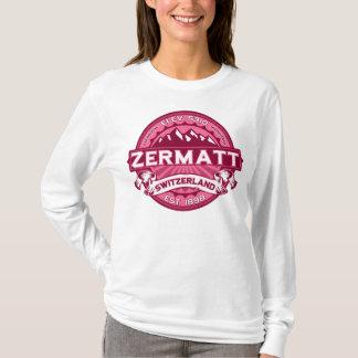 Zermatt Switzerland Honeysuckle T-Shirt