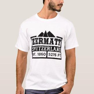 ZERMATT SWITZERLAND PARK T-Shirt