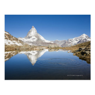 Zermatt, Switzerland Postcard