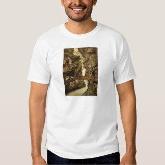 Zermatt, Upper Gorner Gorge, Valais Alps of, Switz Tee Shirts