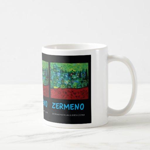 Zermeno 3-sided Coffee Mug