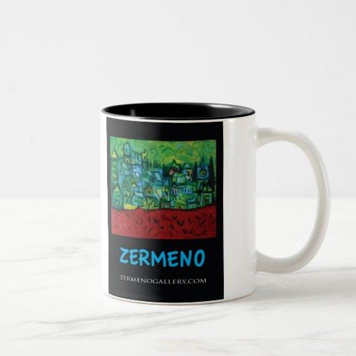 "Zermeno ""Home on the Hill"" Coffee Mug"
