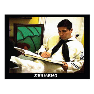 Zermeno Postcard