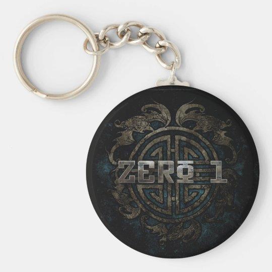 ZERO 1 Keychain