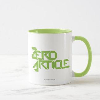 Zero Article Mug